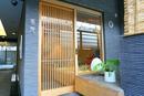 奈寿の玄関